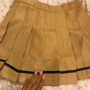 BNWT Nasty Gal Tennis Skirt Size 2